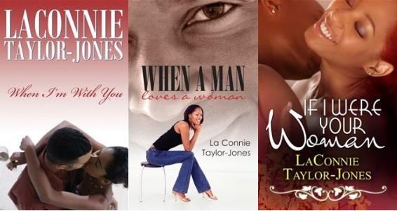 Novels by LaConnie Taylor-Jones