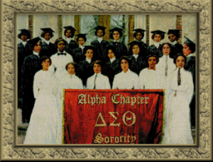 Delta Sigma Theta Founders Photo