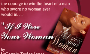 If I Were Your Woman Promotional Ad