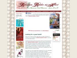 Romance Reader at Heart